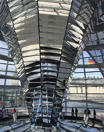 Bundestag, Berlin by Patricia Smith