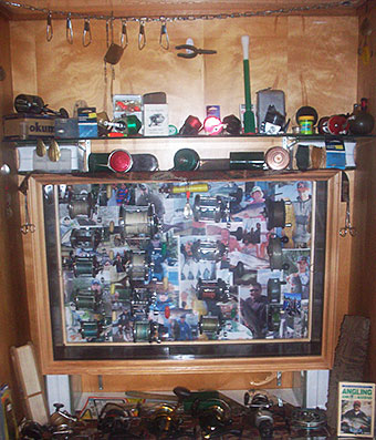 Rennie Studler's Angling Gear Collection