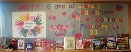 February Seasonal Library Adventures