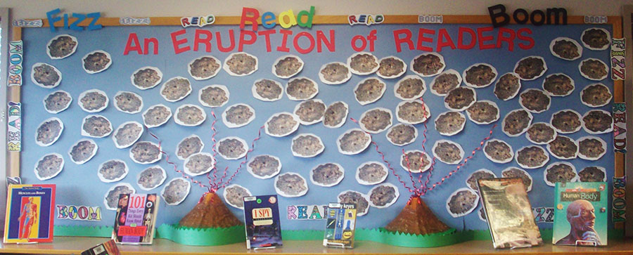 Fizz Boom Read display