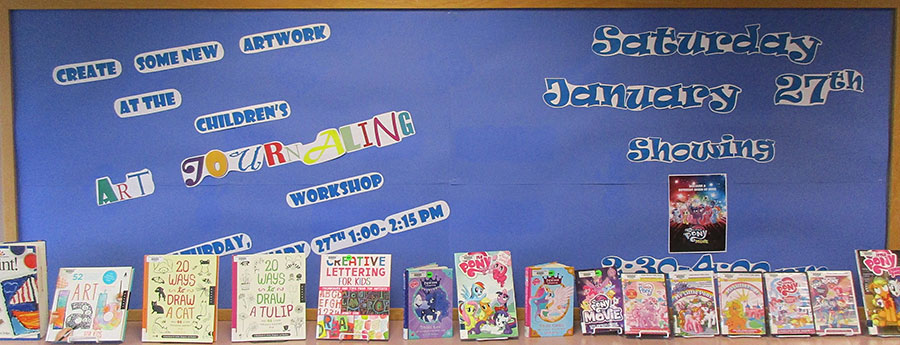 kids bulletin board