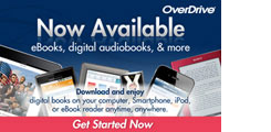 OverDrive Now Available