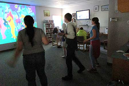Teen SRP 2017 Karaoke Video Game Party